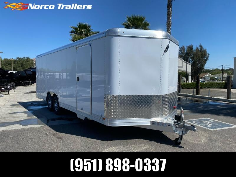 2020 Featherlite 4926 8.5' X 24' Tandem Axle Car / Racing Trailer