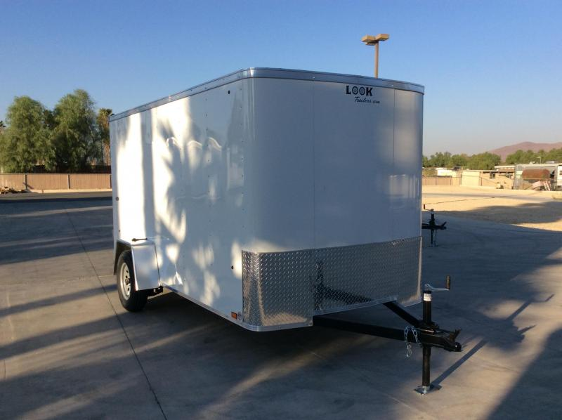 2021 Look Trailers STLC 6 X 12 Enclosed Cargo Trailer
