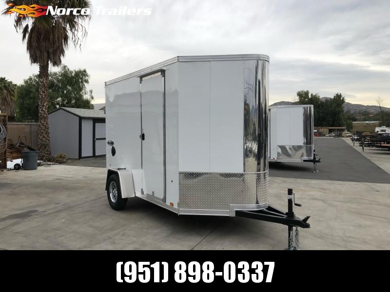 2022 Look Trailers Vision 6' x 10' Cargo / Enclosed Trailer