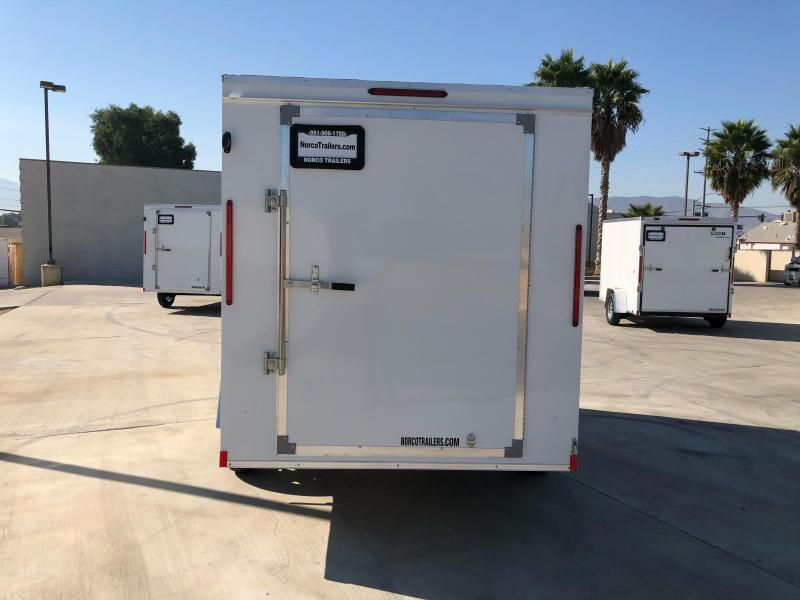 2022 Pace American Metro 6' x 10' Enclosed Cargo Trailer