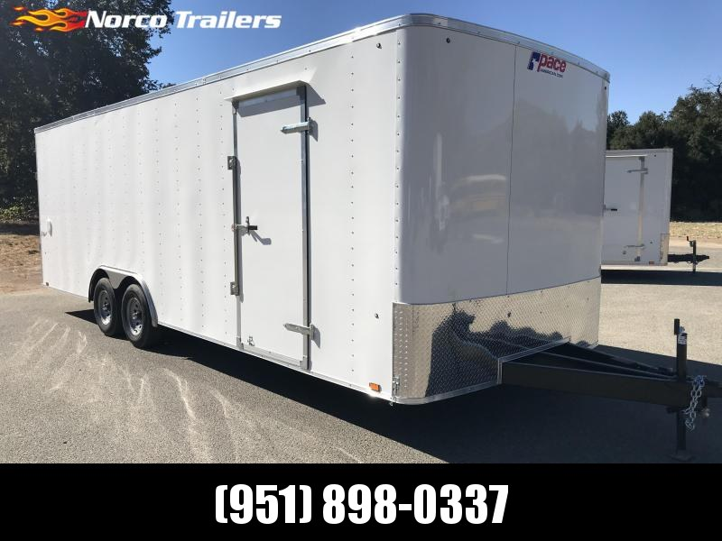 2020 Pace American Outback 8.5' x 24' 10K Car / Racing Trailer