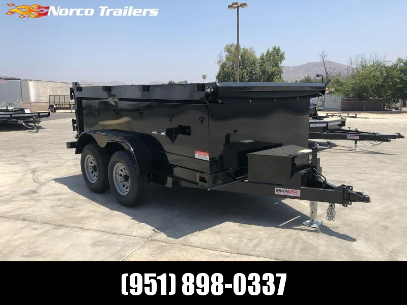 2021 Innovative Trailer Mfg. 72 x 10 Dump Trailer