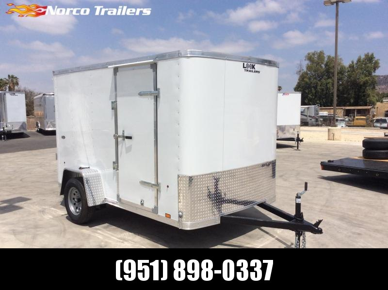 2022 Look Trailers STLC 6' x 10' Enclosed Cargo Trailer