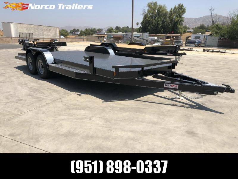 2021 Innovative Trailer Mfg. 83 x 20 SF CH Flatbed Trailer