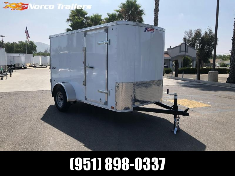 2021 Pace American Outback 5' x 10' Enclosed Cargo Trailer