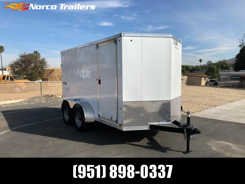 2021 Look Trailers Element 6' x 12' Enclosed Cargo Trailer