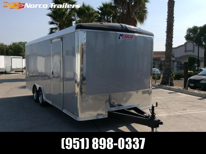 2021 Pace American CargoSport 8.5' x 20' 10K Car / Racing Trailer