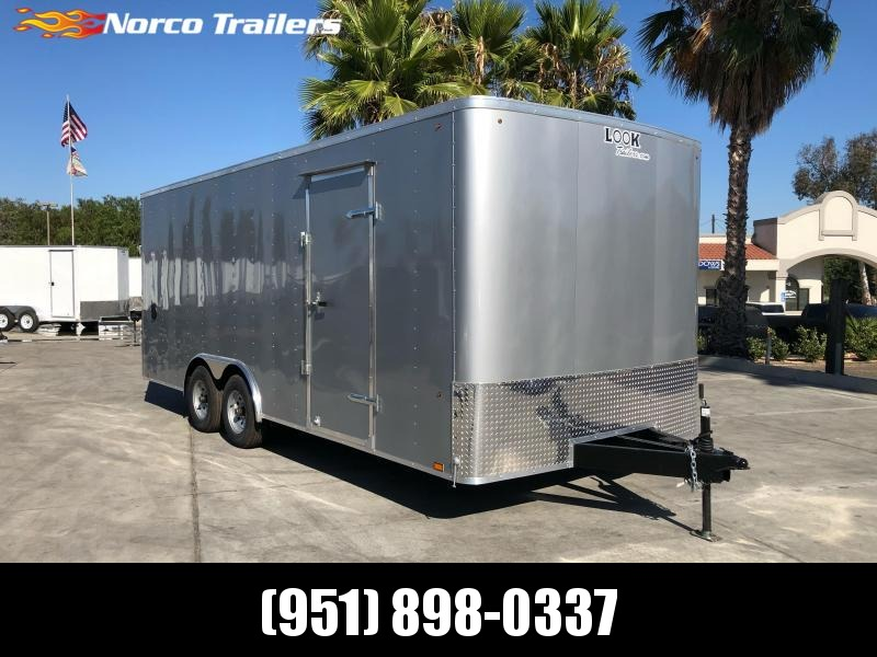 2021 LOOK ST 8.5' x 20' Tandem Axle Car / Racing Trailer