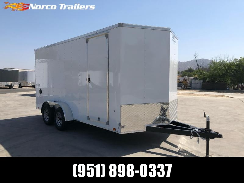 2022 Look Trailers Element 7x16 Enclosed Cargo Trailer