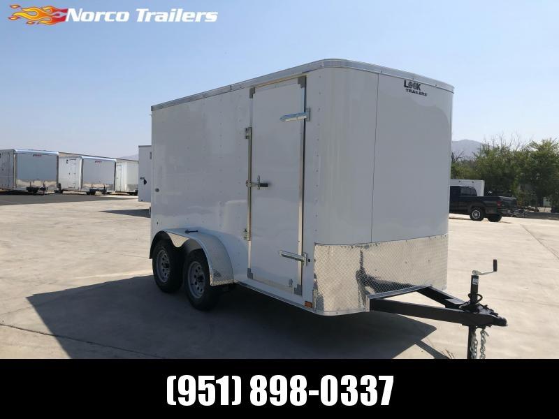 2022 Look Trailers STLC 6' x 12' Enclosed Cargo Trailer