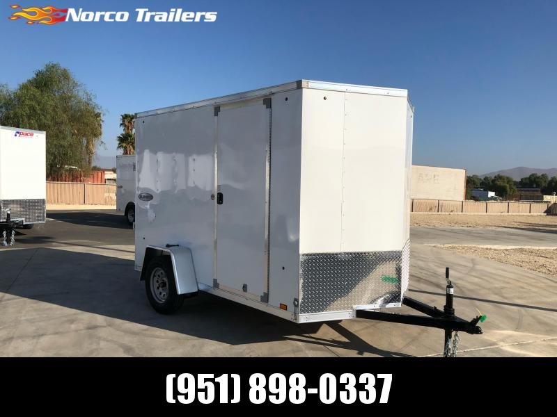 2022 Look Trailers Element 6' x 10' Enclosed Cargo Trailer