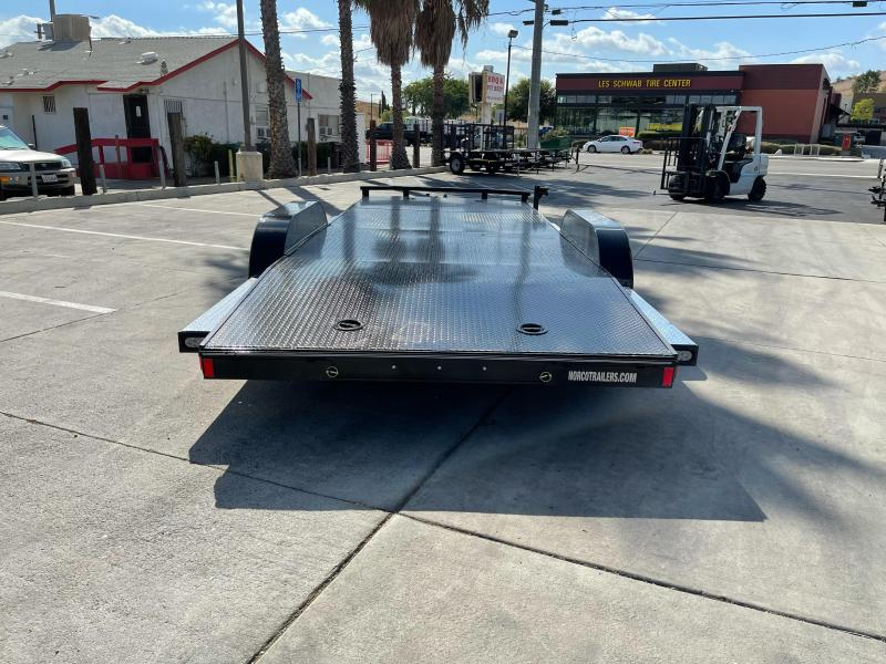 "2022 Innovative Trailer Mfg. 83"" x 20' Steel Car Hauler Flatbed Trailer"
