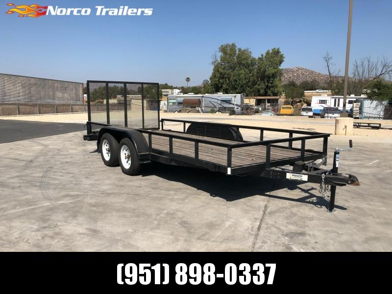 2015 Innovative Trailer Mfg. 77 x 16 Utility Trailer