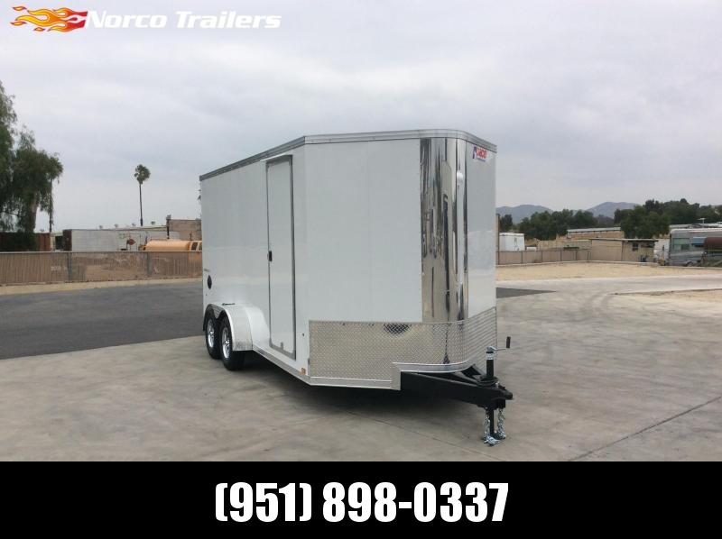 2022 Pace American CargoSport 7' x 16' Enclosed Cargo Trailer