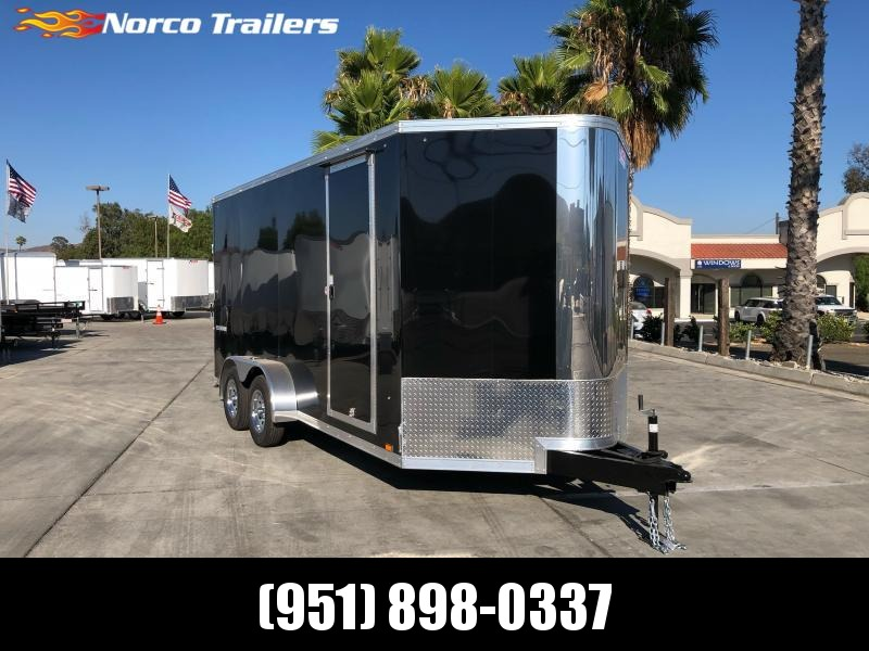 2021 Pace American Cargo Sport 7' x 16' Tandem Axle Enclosed Cargo Trailer