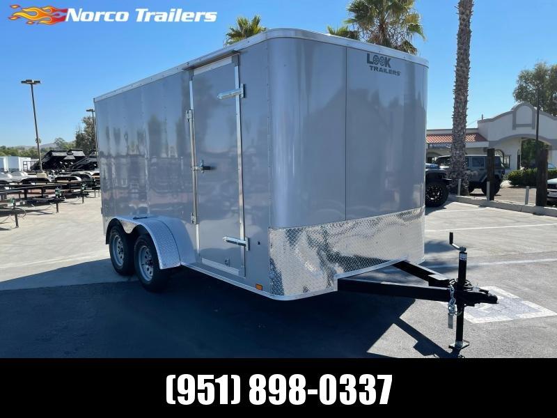2022 Look Trailers STLC 7' x 14' Tandem Axle Enclosed Cargo Trailer