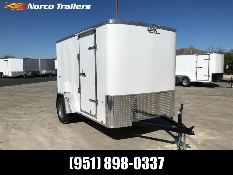 2022 Look Trailers STLC 6 x 10 Single Axle Enclosed Cargo Trailer