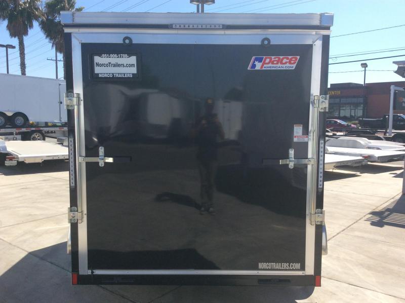 2021 Pace American CargoSport 6' x 10' Enclosed Cargo Trailer