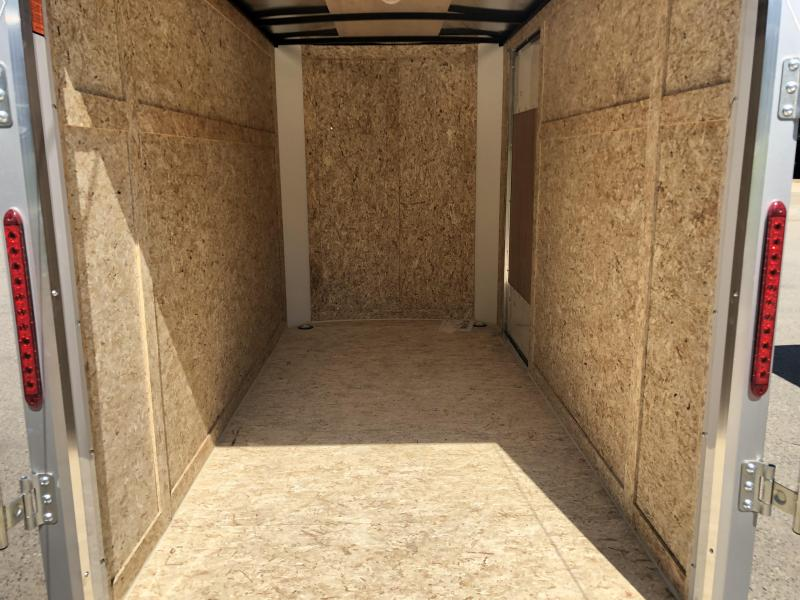 2019 Look Trailers STLC 5' x 10' Enclosed Cargo Trailer