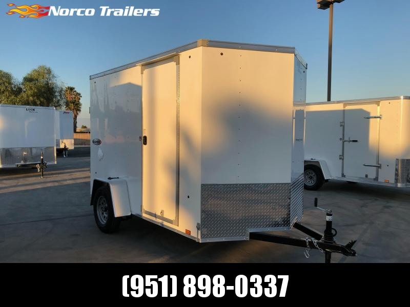 2021 Look Trailers Element 6' x 10' Enclosed Cargo Trailer