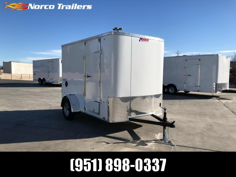 2022 Pace American Outback 6' x 10' Enclosed Cargo Trailer