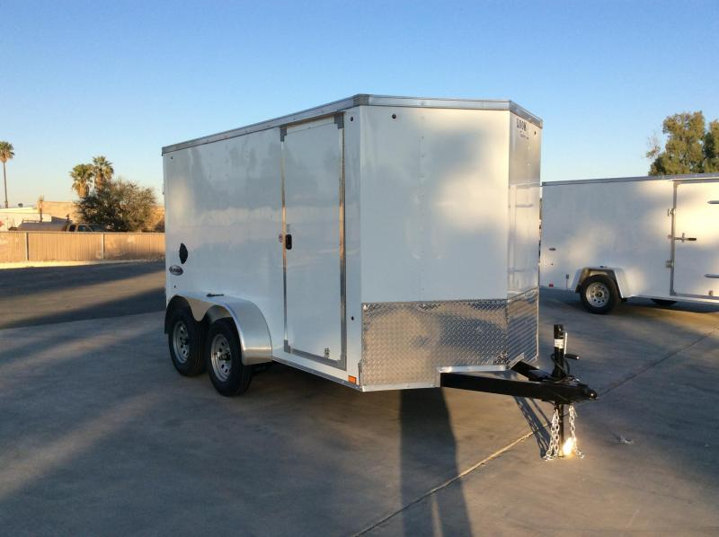 2022 Look Trailers Element 6' x 12' Enclosed Cargo Trailer
