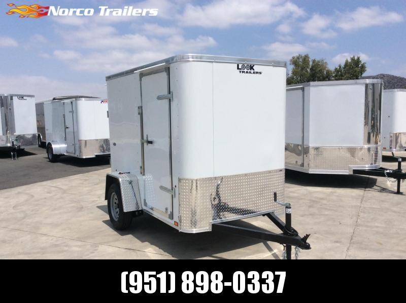 2022 Look Trailers STLC 5' x 8' Enclosed Cargo Trailer
