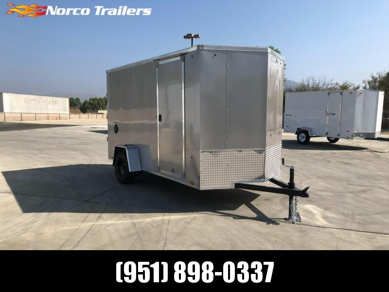 2021 Look Trailers Element  6' x 12' Cargo / Enclosed Trailer