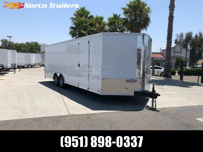 2021 Pace American CargoSport 8.5' x 24' 10K Car / Racing Trailer