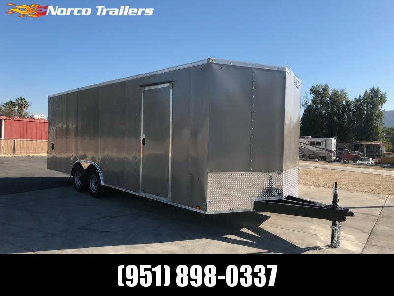 2022 Look Trailers Element 8.5' x 24' Tandem Axle Car / Racing Trailer