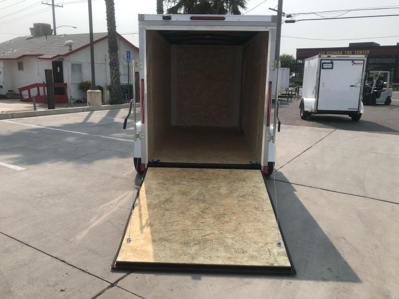 2021 Look Trailers STLC 5' x 10' Cargo / Enclosed Trailer