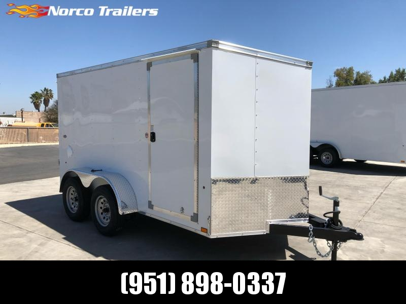 2022 Look Trailers DLX ST 6x12 Enclosed Cargo Trailer