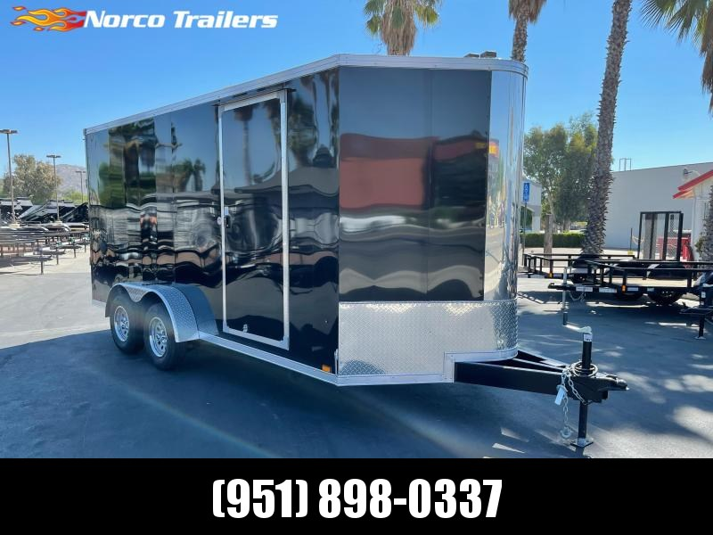 2022 Look Trailers Vision 7' x 16' Enclosed Cargo Trailer