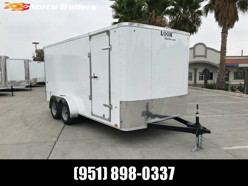 2021 Look Trailers STLC 7' X 16' Enclosed Cargo Trailer
