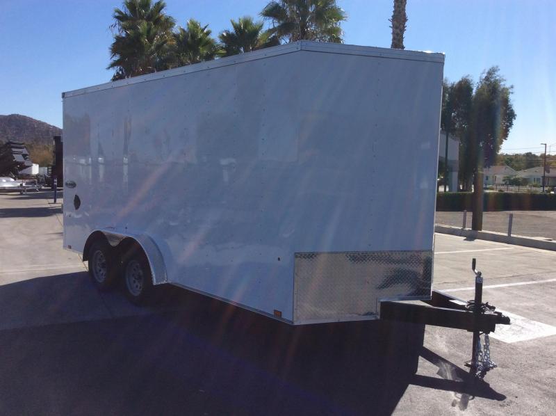 2022 Look Trailers Element 7.5' x 16' Enclosed Cargo Trailer