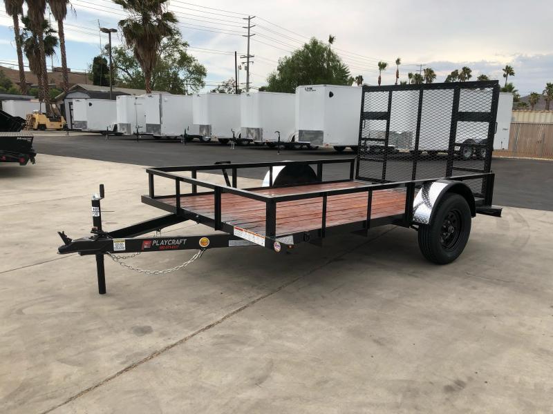 "2021 Sun Country 77"" x 10' Single Axle Utility Trailer"