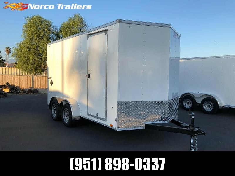 2021 Pace American Journey 7' x 14' Enclosed Cargo Trailer