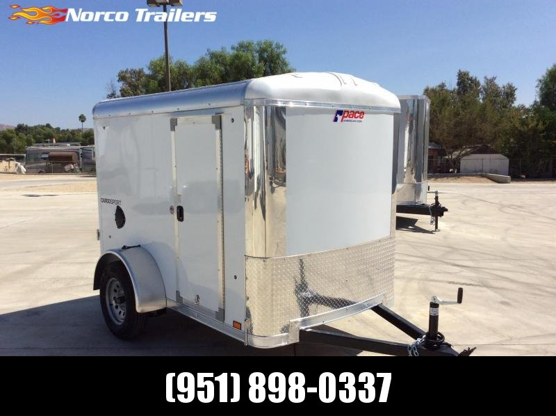 2021 Pace American CargoSport 5' x 8' Enclosed Cargo Trailer