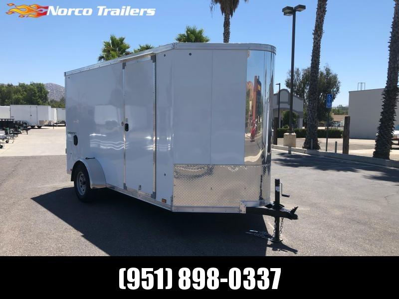 2021 Pace American CargoSport 6' x 12' Enclosed Cargo Trailer