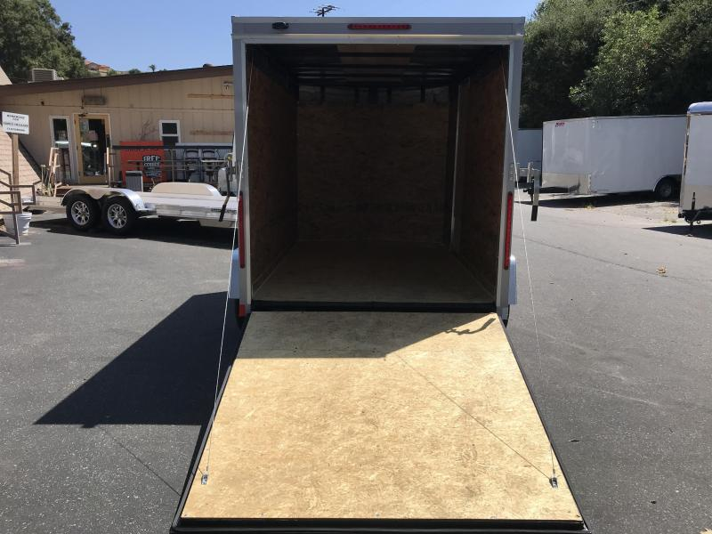 2021 Pace American Metro 6' x 10' Single Axle Enclosed Cargo Trailer