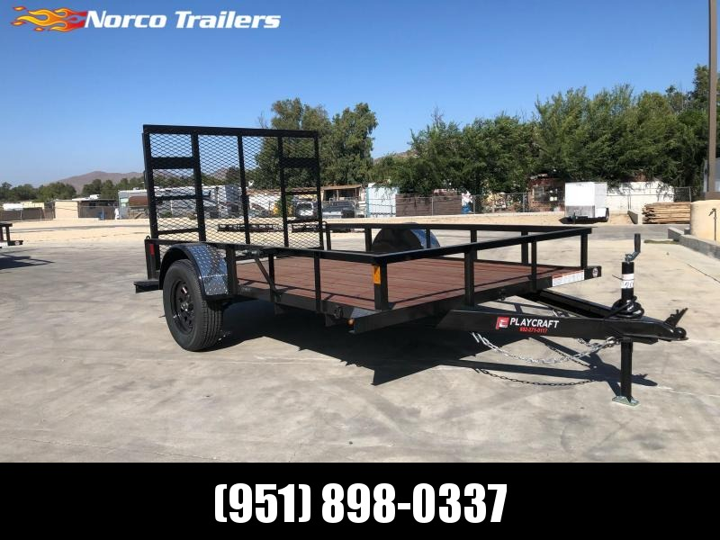 "2021 Sun Country 77"" x 10' Utility Trailer"