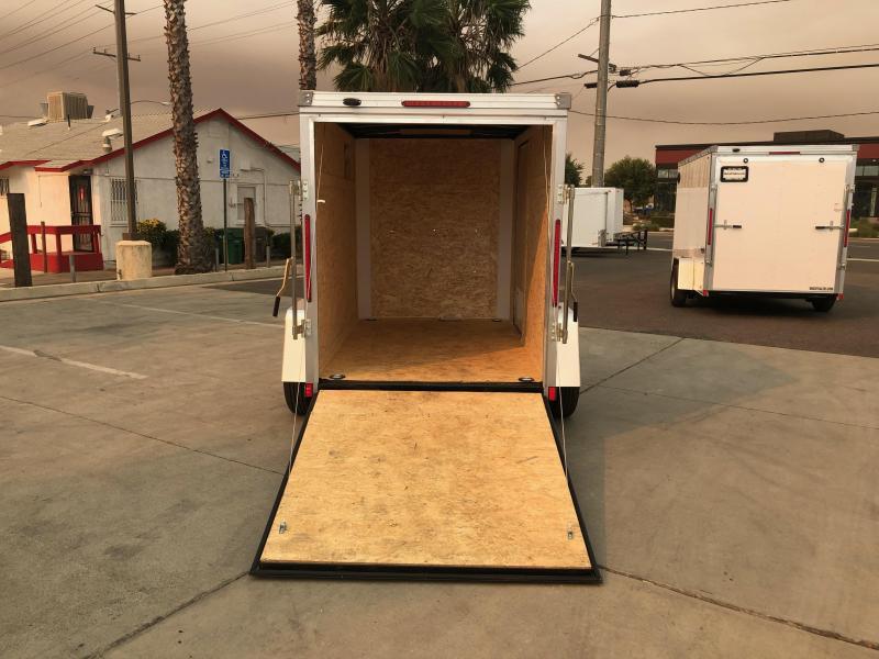 2021 Look Trailers STLC 5x8 Enclosed Cargo Trailer