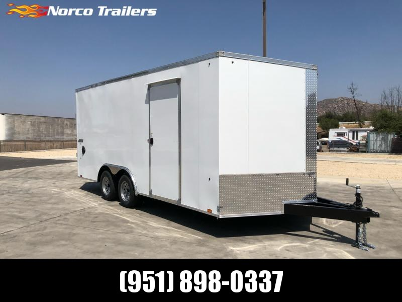 2022 Pace American Journey 8.5' x 18' 7K Car / Racing Trailer