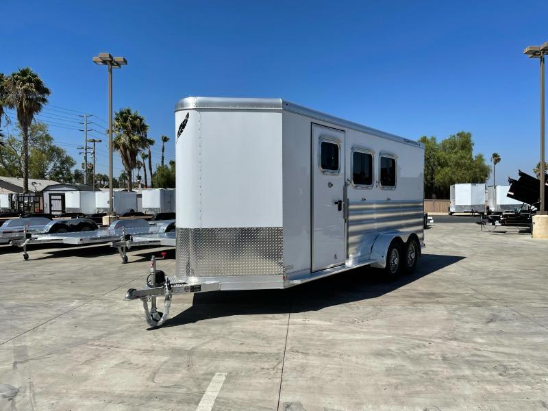 2021 Featherlite 9409 3 Horse Slant Load Horse Trailer