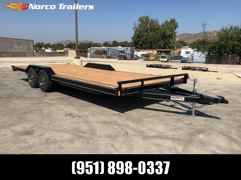 2021 Innovative Trailer Mfg. 102 x 20 WF CH Flatbed Trailer