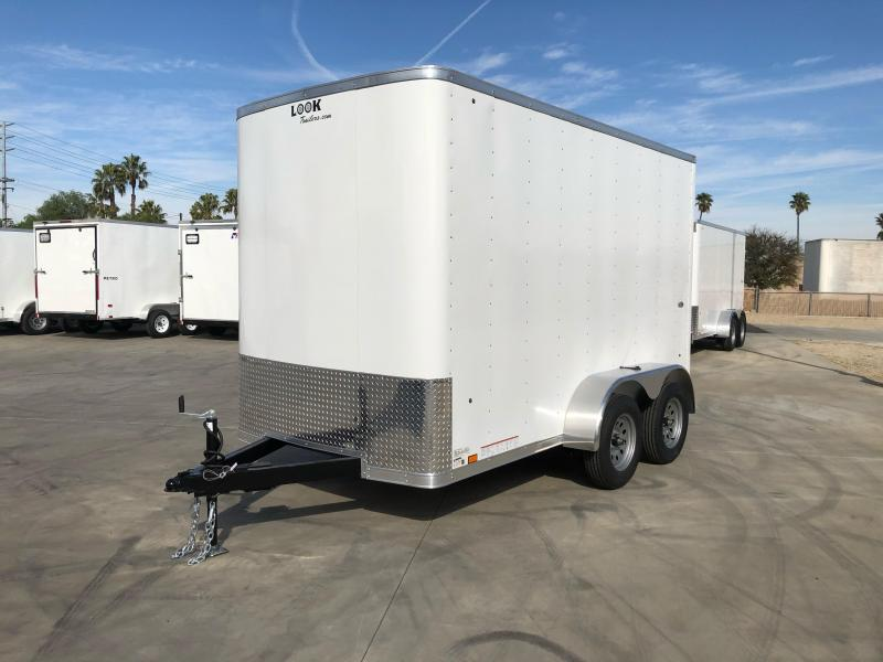 2022 Look Trailers STLC 6' x 12' Enclosed Cargo Trailer