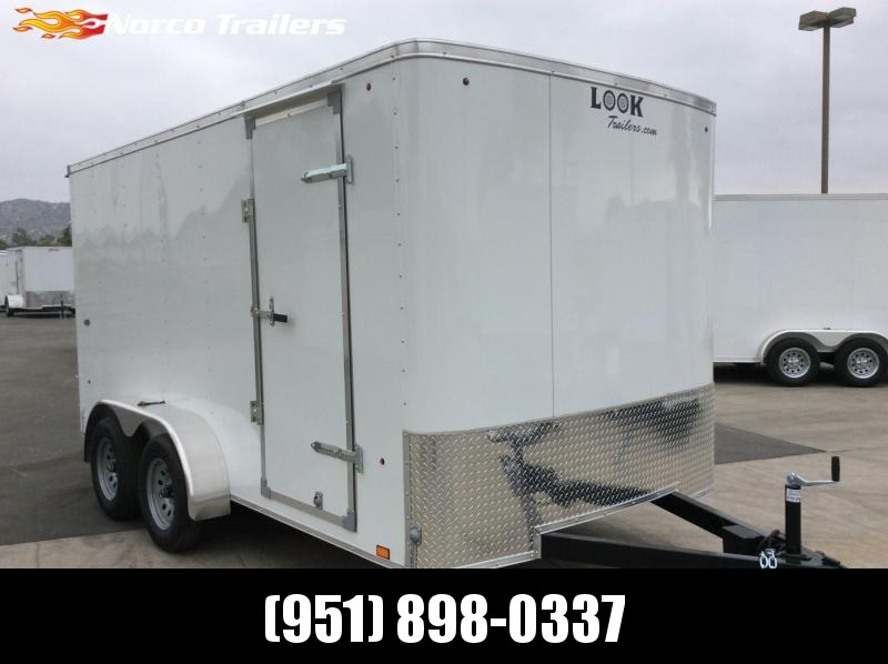 2021 Look Trailers STLC 7' x 14' Enclosed Cargo Trailer