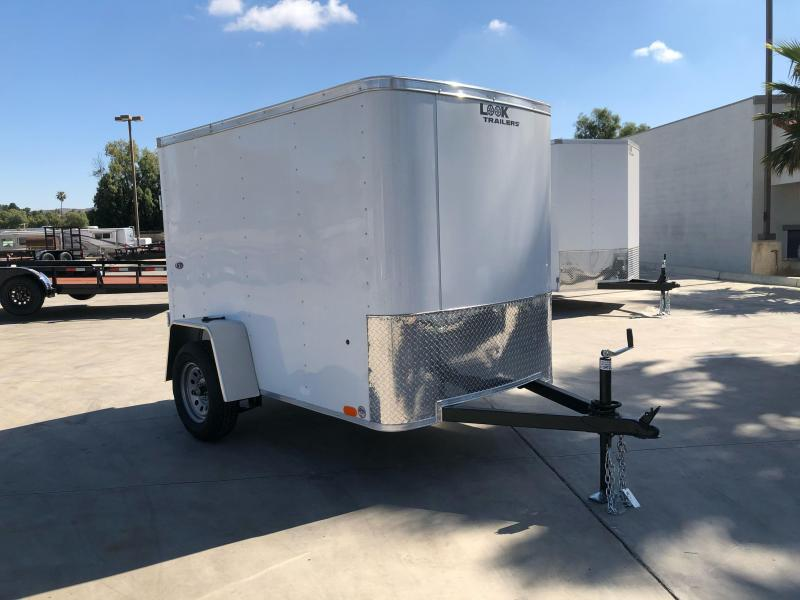2022 Look Trailers STLC 5' x 8' Enclosed Cargo Trailer