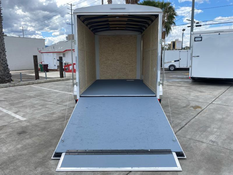 2021 Pace American Cargo Sport 7' x 12' Tandem Axle Enclosed Cargo Trailer