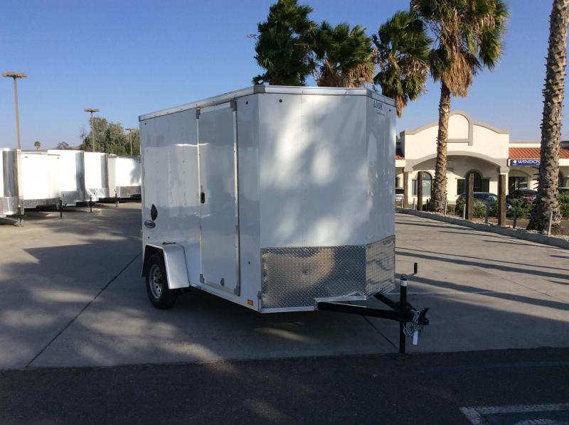2021 Look Trailers Element 6' X 10' Cargo / Enclosed Trailer